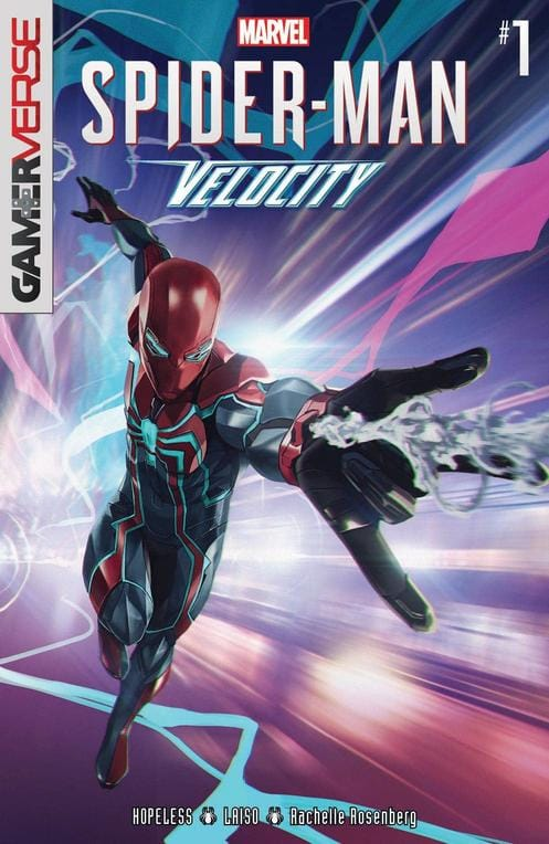 Spider-Man: Velocity #1 PS4 Videogioco