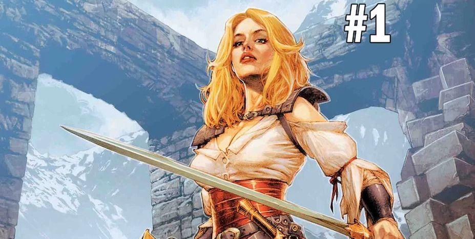 Age of Conan: Valeria Cover 1