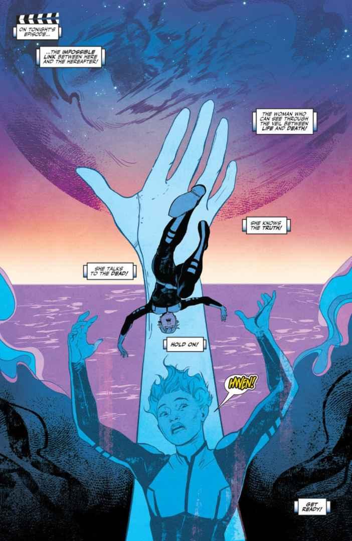 Doctor Mirage pagina 1 nuova serie