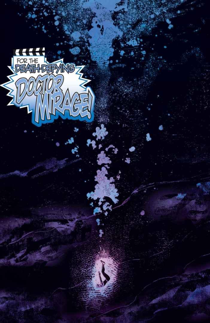Doctor Mirage pagina 2 nuova serie