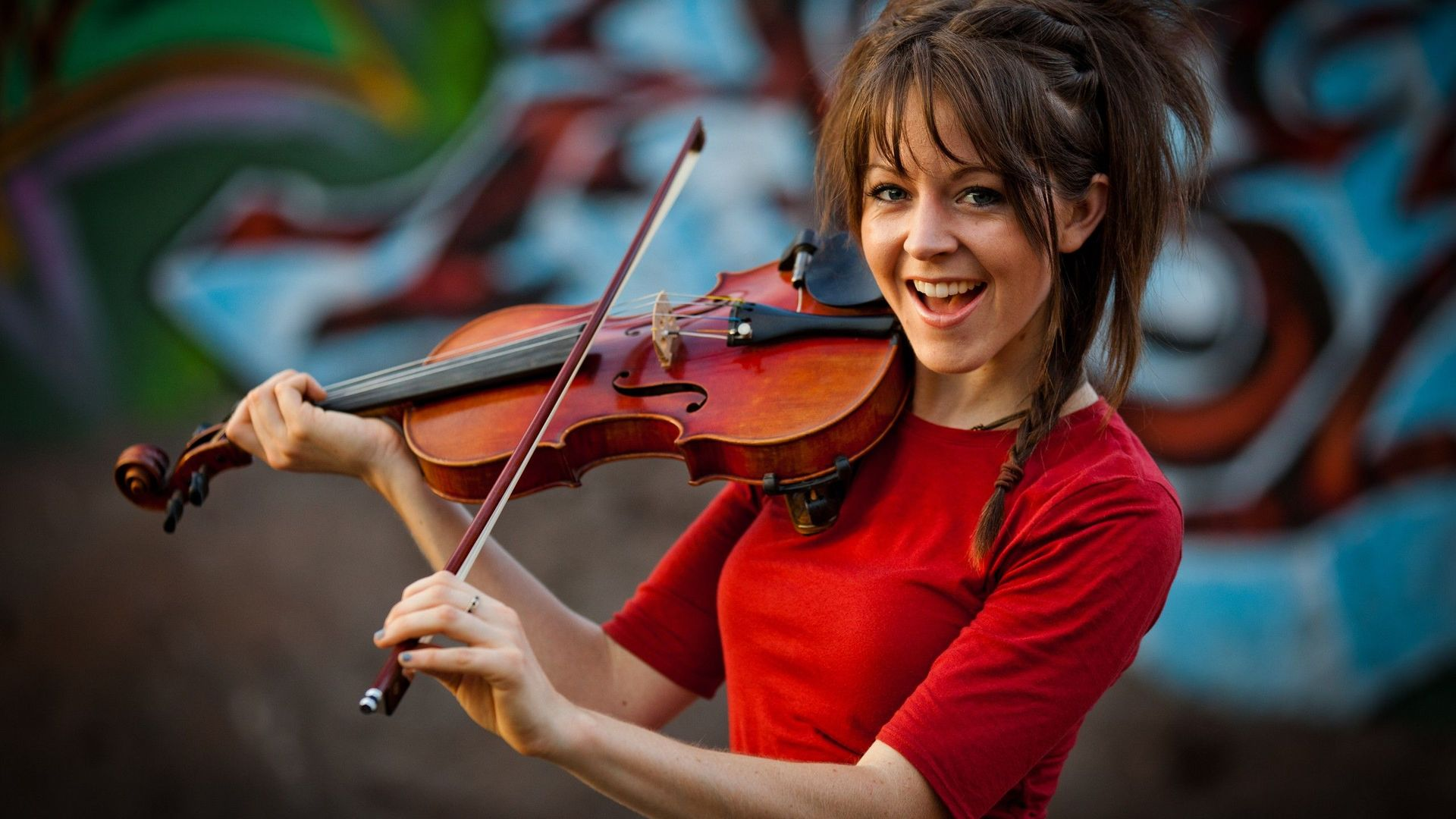 Lindsey Stirling music OST violinista