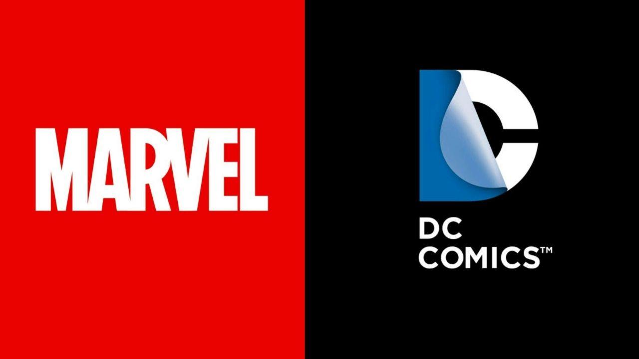 Marvel Comics #1000 DC Comics