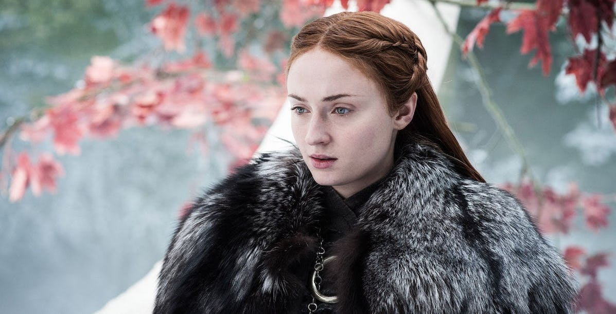 Sophie Turner Game of Thrones Sansa Fan