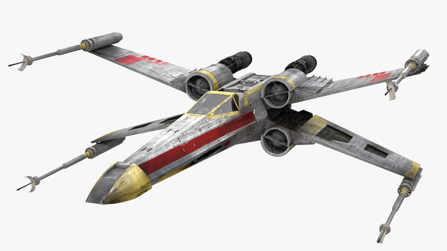 X-wing Dreams Star Wars