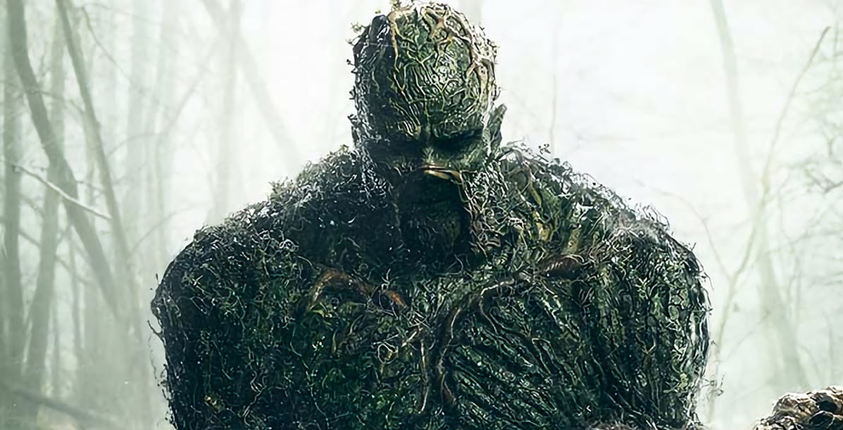Swamp Thing DC Universe Alan Moore