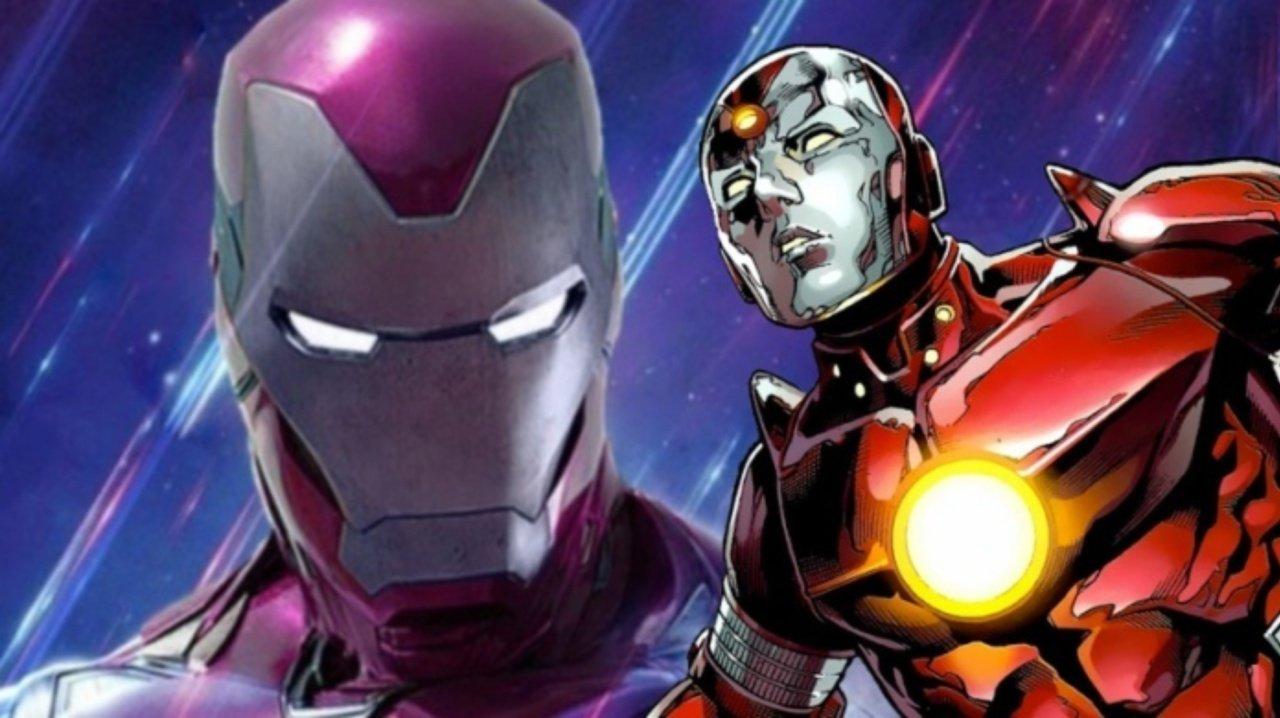 Avengers: Endgame Iron Lad