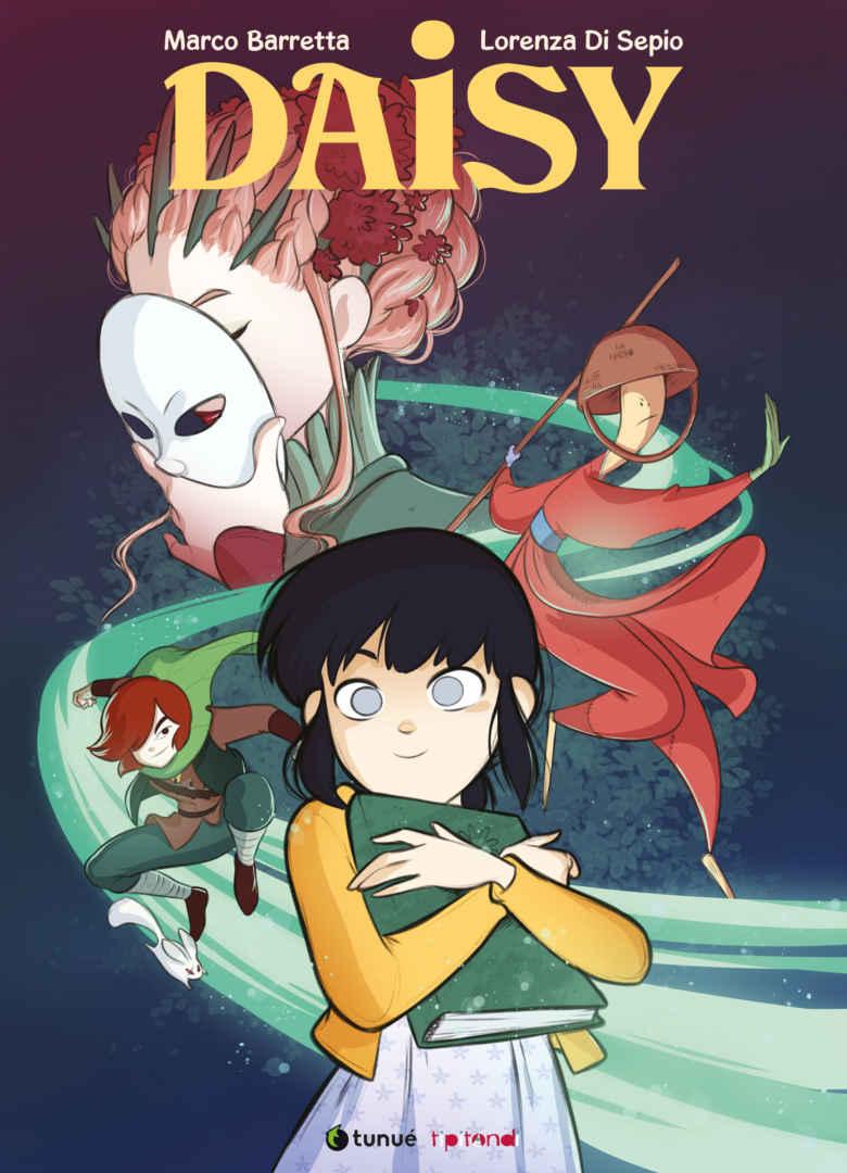 Daisy Book Cover