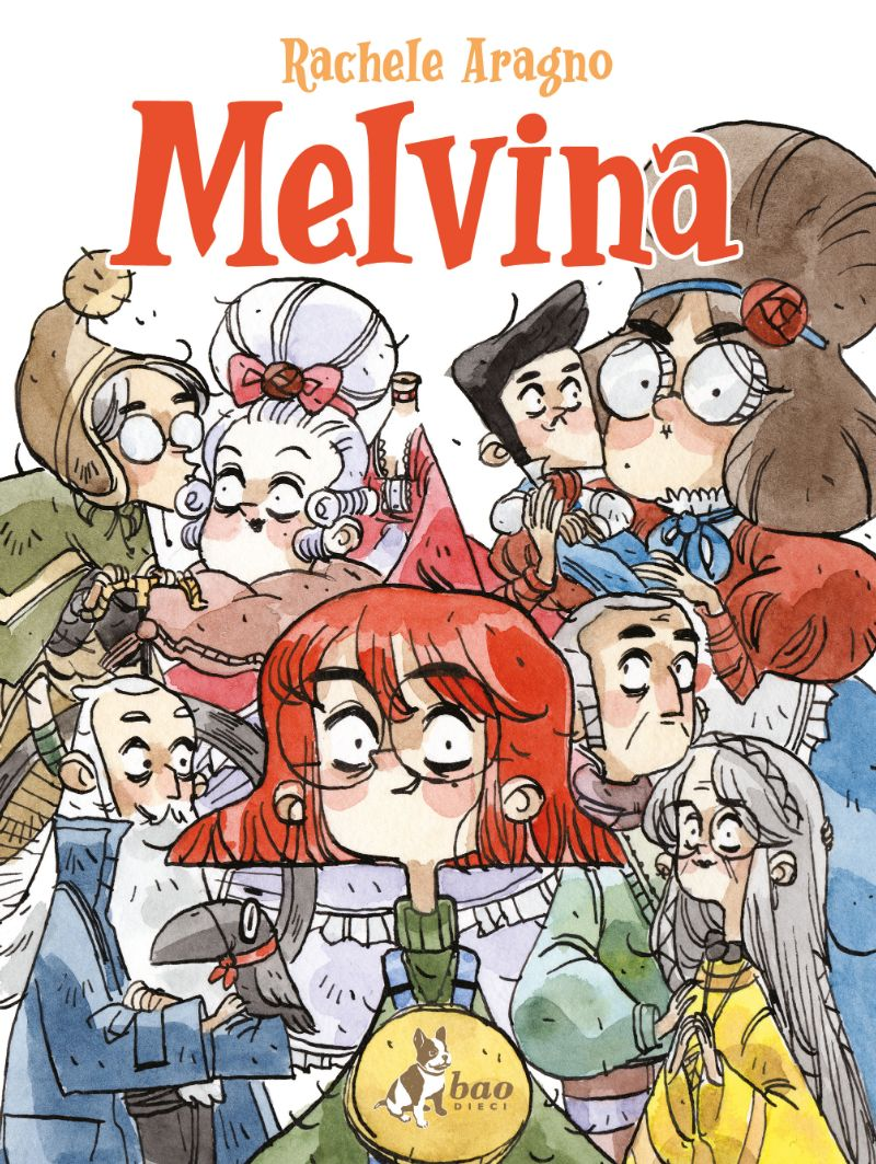 Melvina BAO Publishing