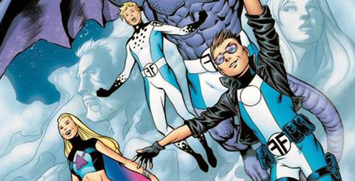 Future Foundation Marvel Fantastici Quattro