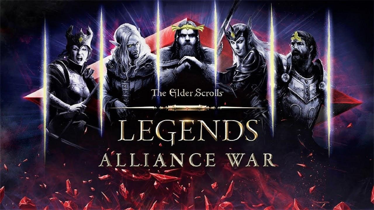 The Elder Scrolls: Legends - Guerra delle Alleanze