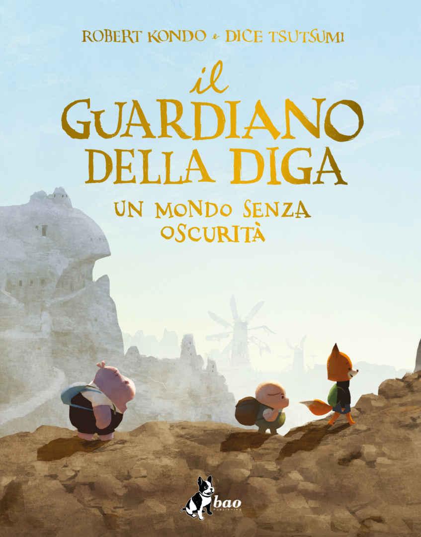Il Guardiano Della Diga – Volume 2 Book Cover