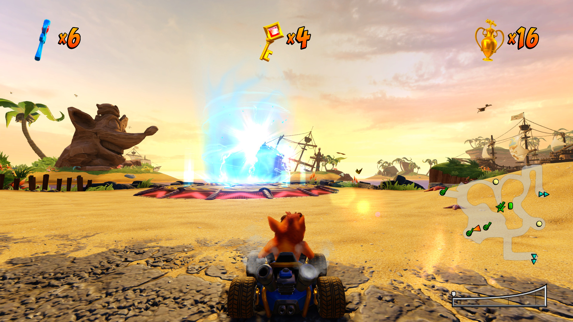 Bentornati nel mondo di Crash Team Racing!