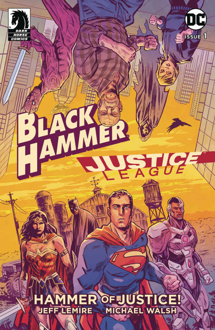 Black Hammer/Justice League