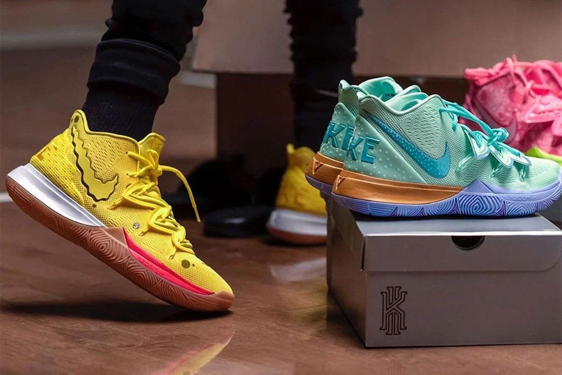 2nike spongebob scarpe