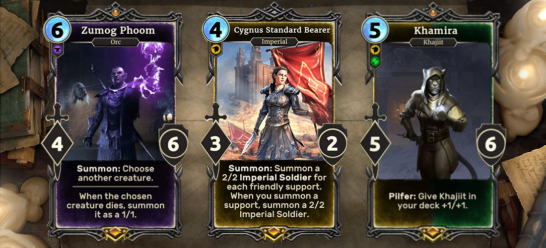 The Elder Scrolls Legends: Lune di Elsweyr