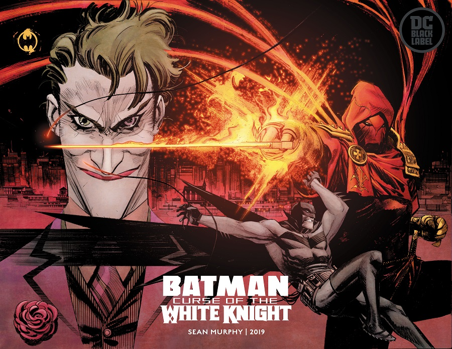 Batman: Curse of White Knight