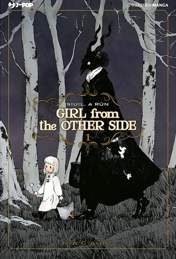 Girl From the Other Side Book Cover