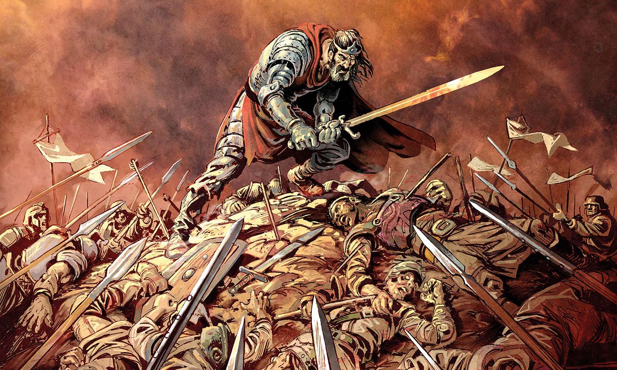 Conan il Cimmero: La Cittadella Scarlatta