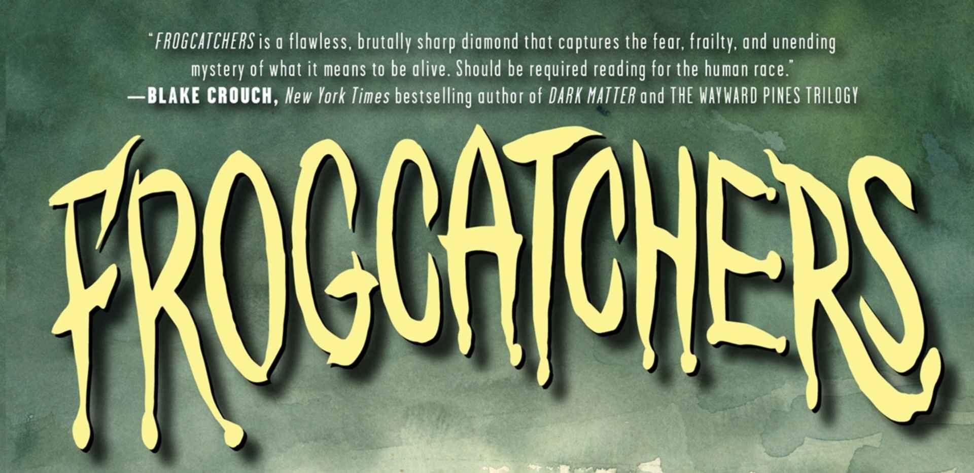 Frogcatchers Jeff Lemire