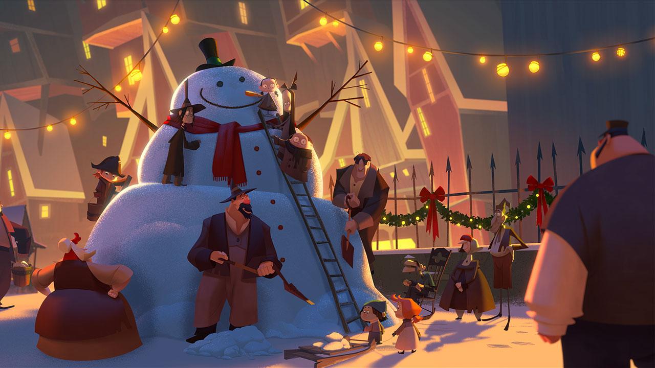 Klaus: I segreti del Natale