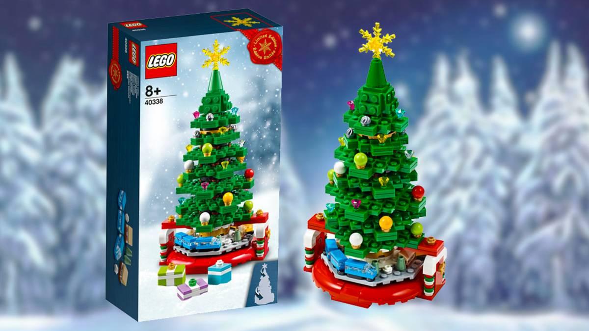 set LEGO natale regalo