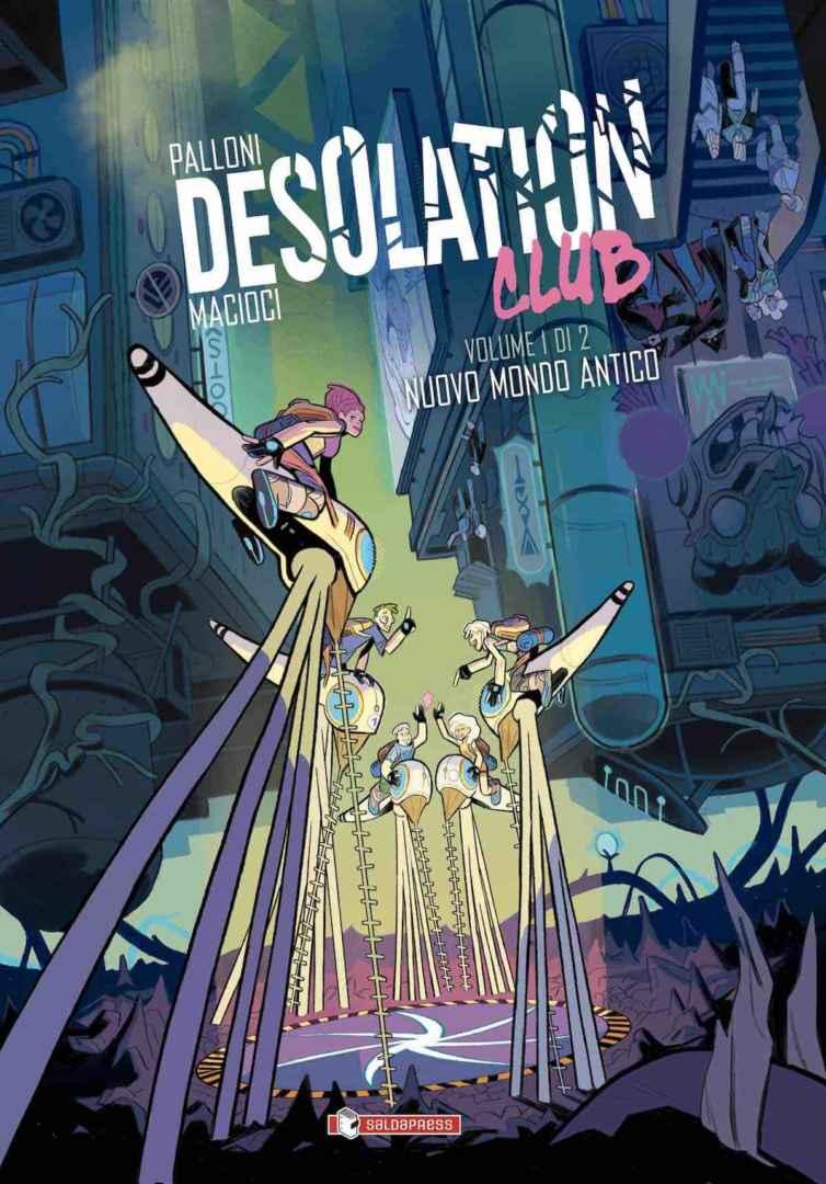 Desolation Club Book Cover