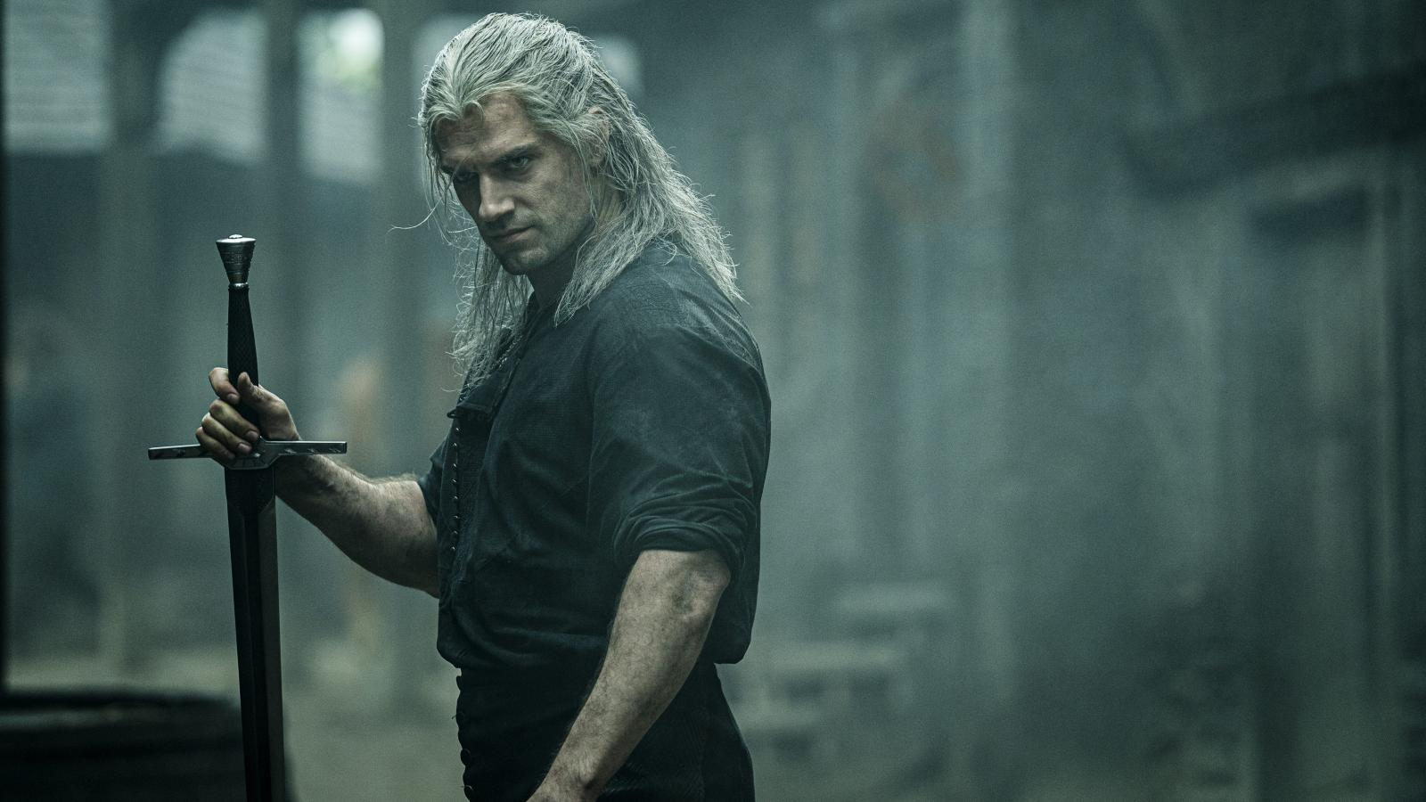 The Witcher netflix cavill