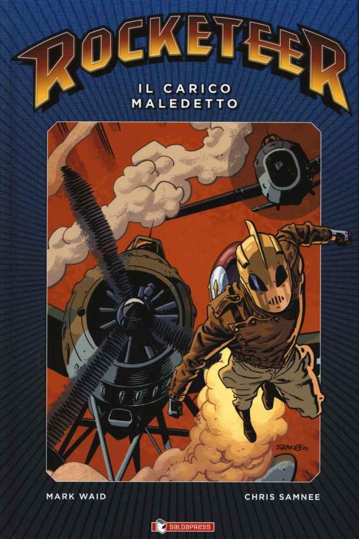 Rocketeer: Il Carico Maledetto Book Cover