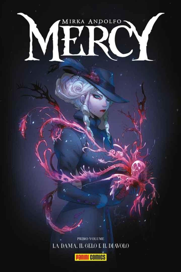 Mercy: La dama, il gelo e il diavolo Book Cover