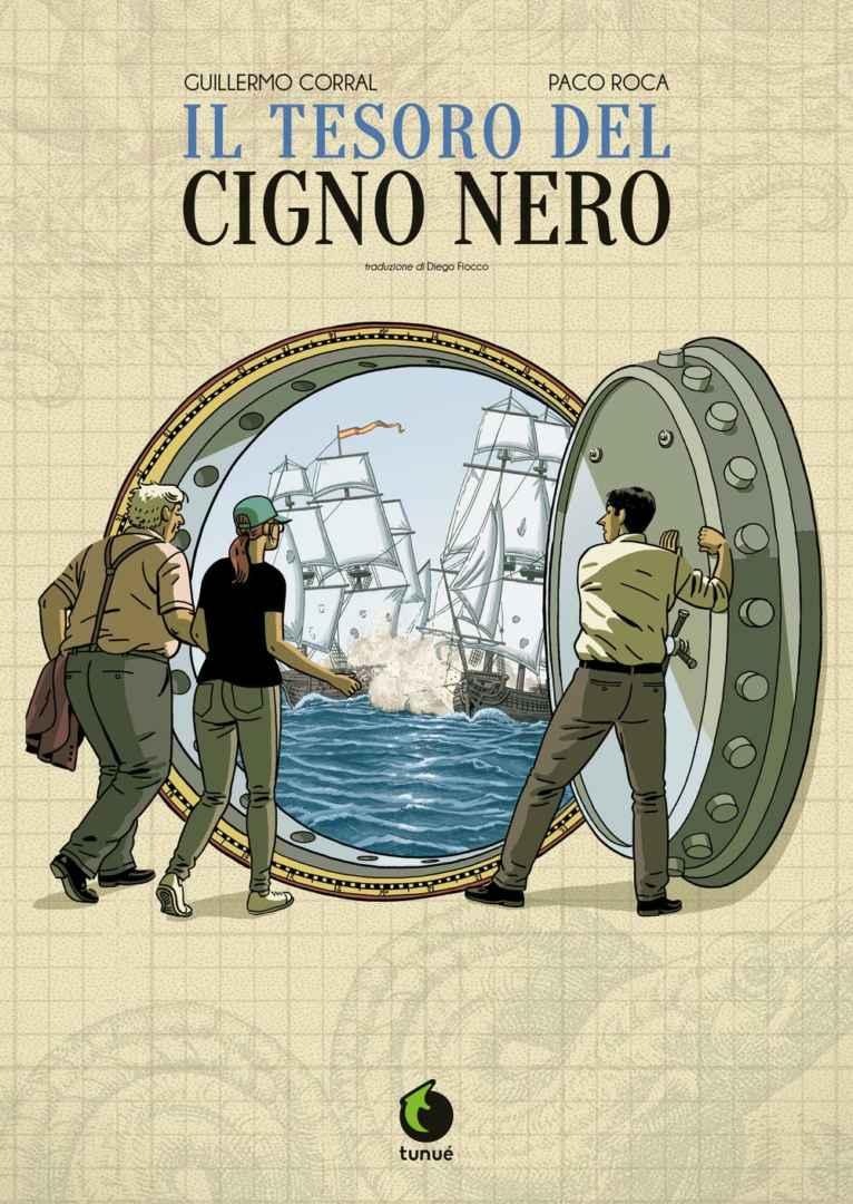 Il tesoro del Cigno Nero Book Cover