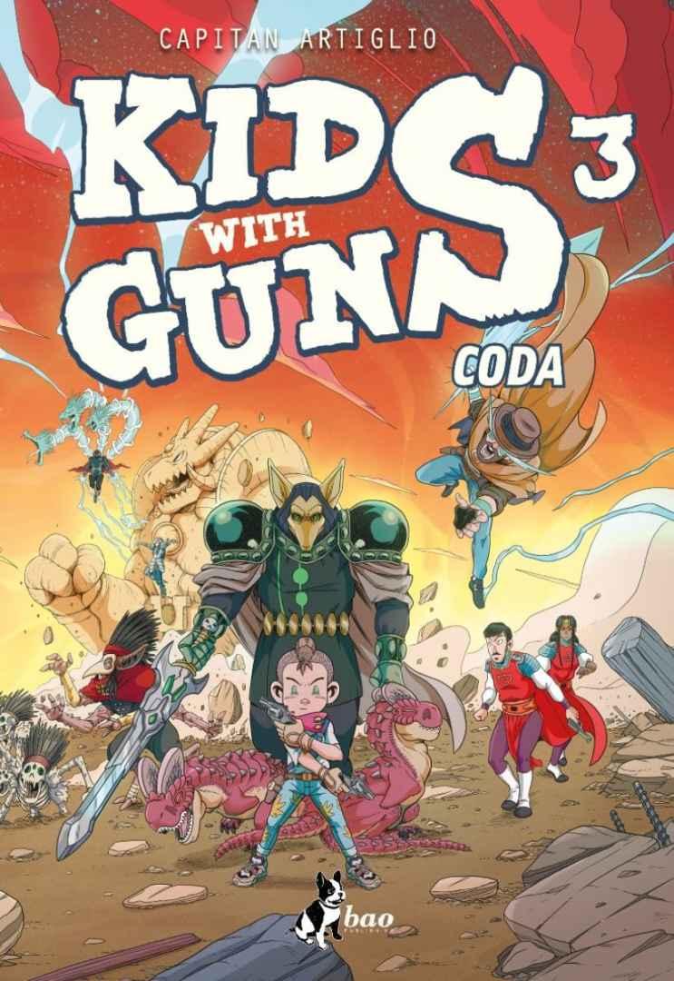 Kids With Guns vol. 3 - Coda