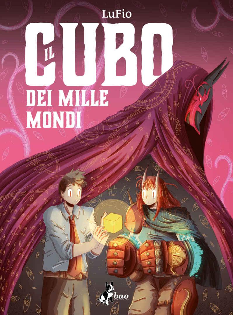 Il Cubo Dei Mille Mondi Book Cover