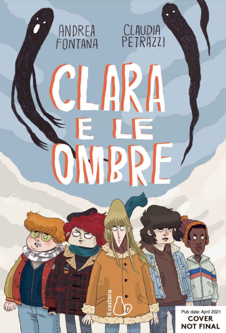Clara e le Ombre Book Cover