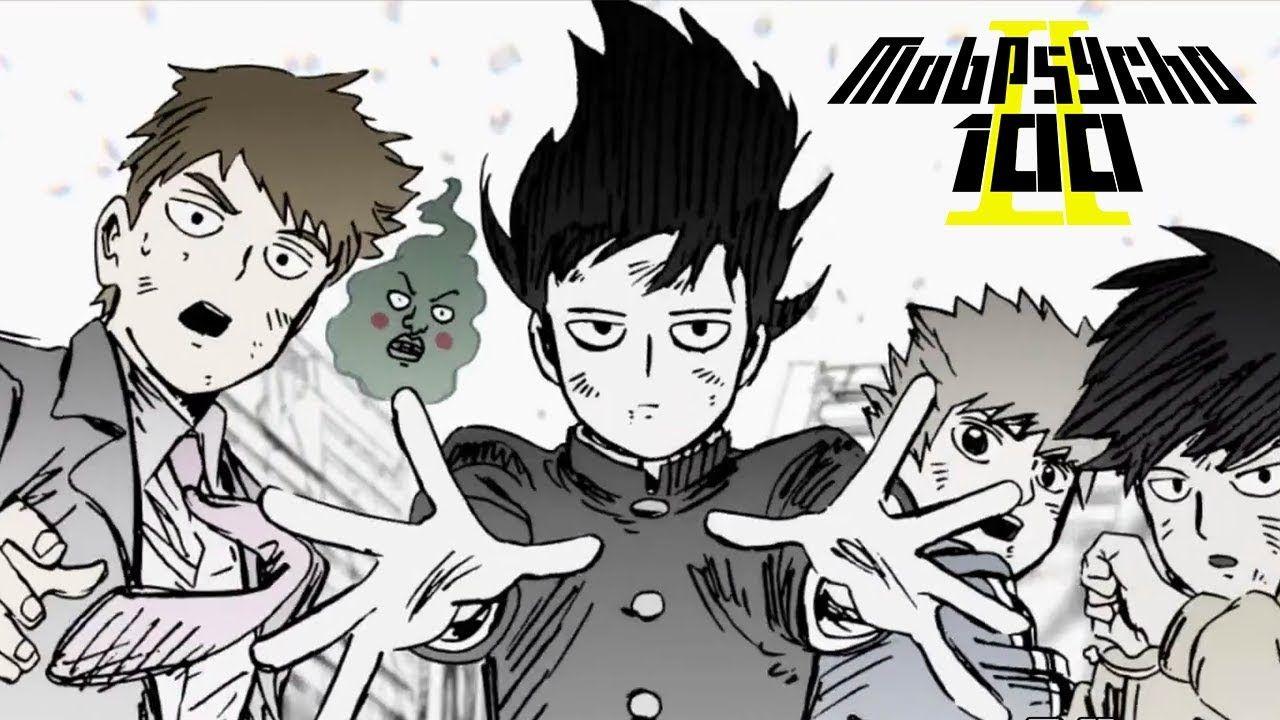 Mob Psycho 100 recensione