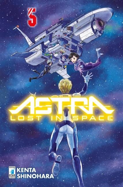 Astra Manga Star Comics