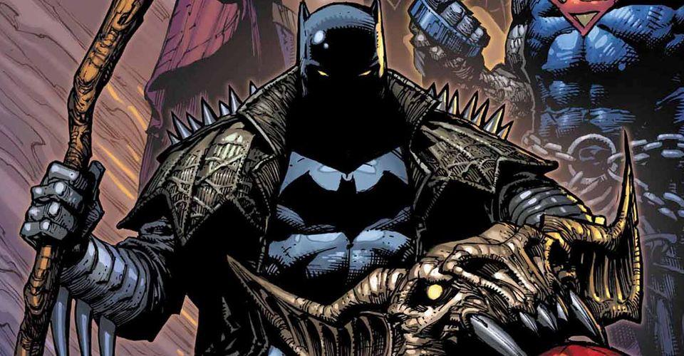 Batman ha svelato l'arma che non può fermare in nessun modo