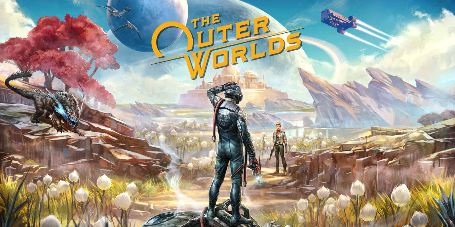 The Outer Worlds per Nintendo Switch - Recensione