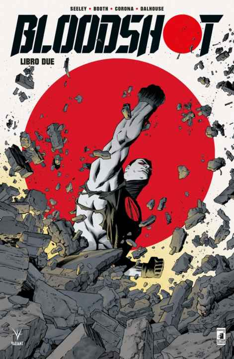 Bloodshot Libro Due Book Cover