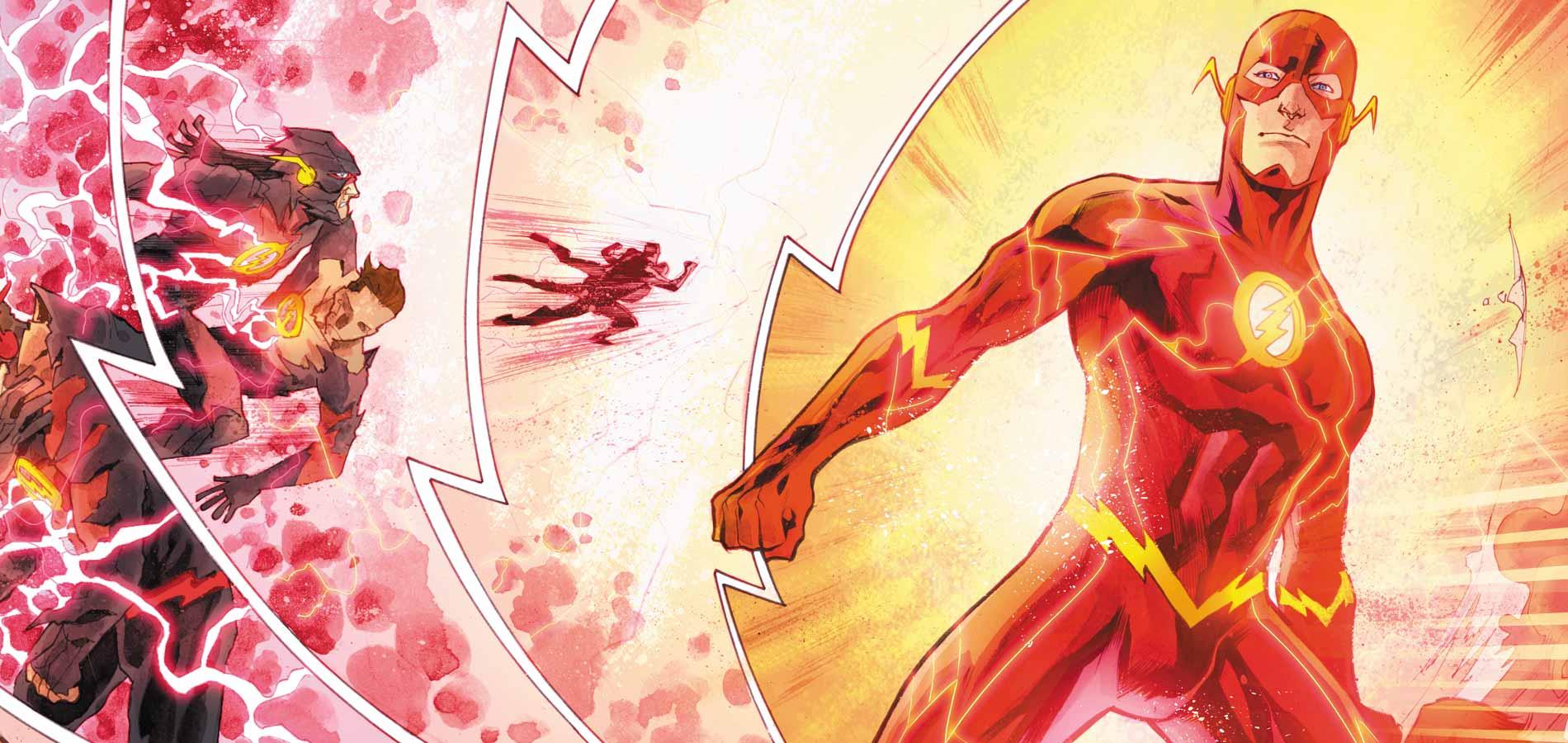 I 10 personaggi più veloci dell'universo DC Comics