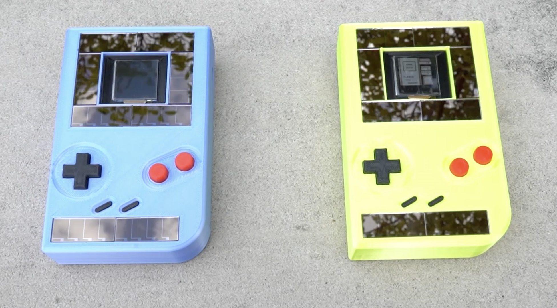 Game Boy energia infinita