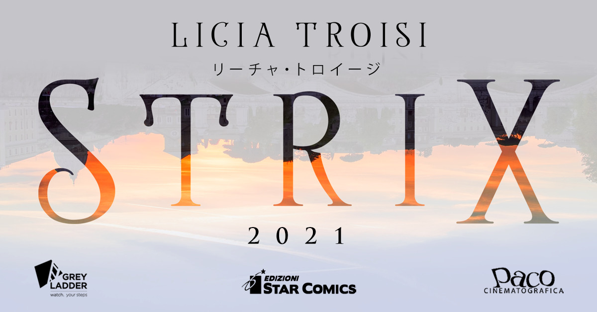 Star Days Licia Troisi Strix