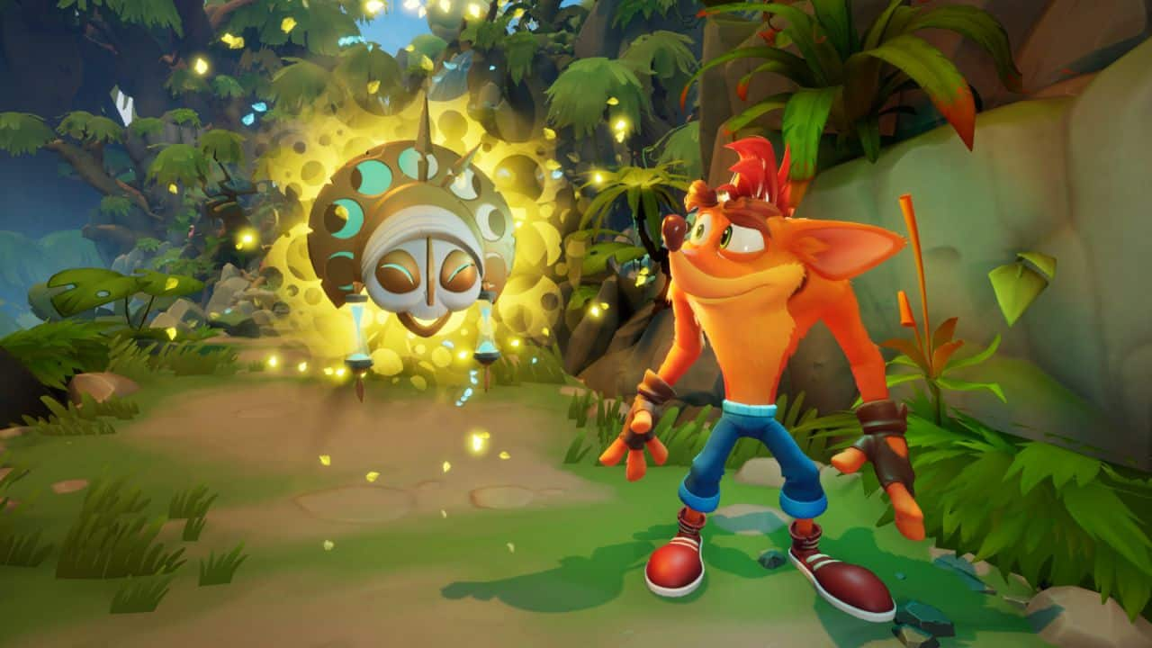 Crash Bandicoot 4: It's all about Time