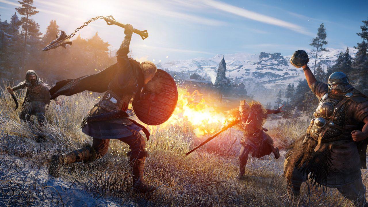 Assassin's Creed: Valhalla recensione ubisoft