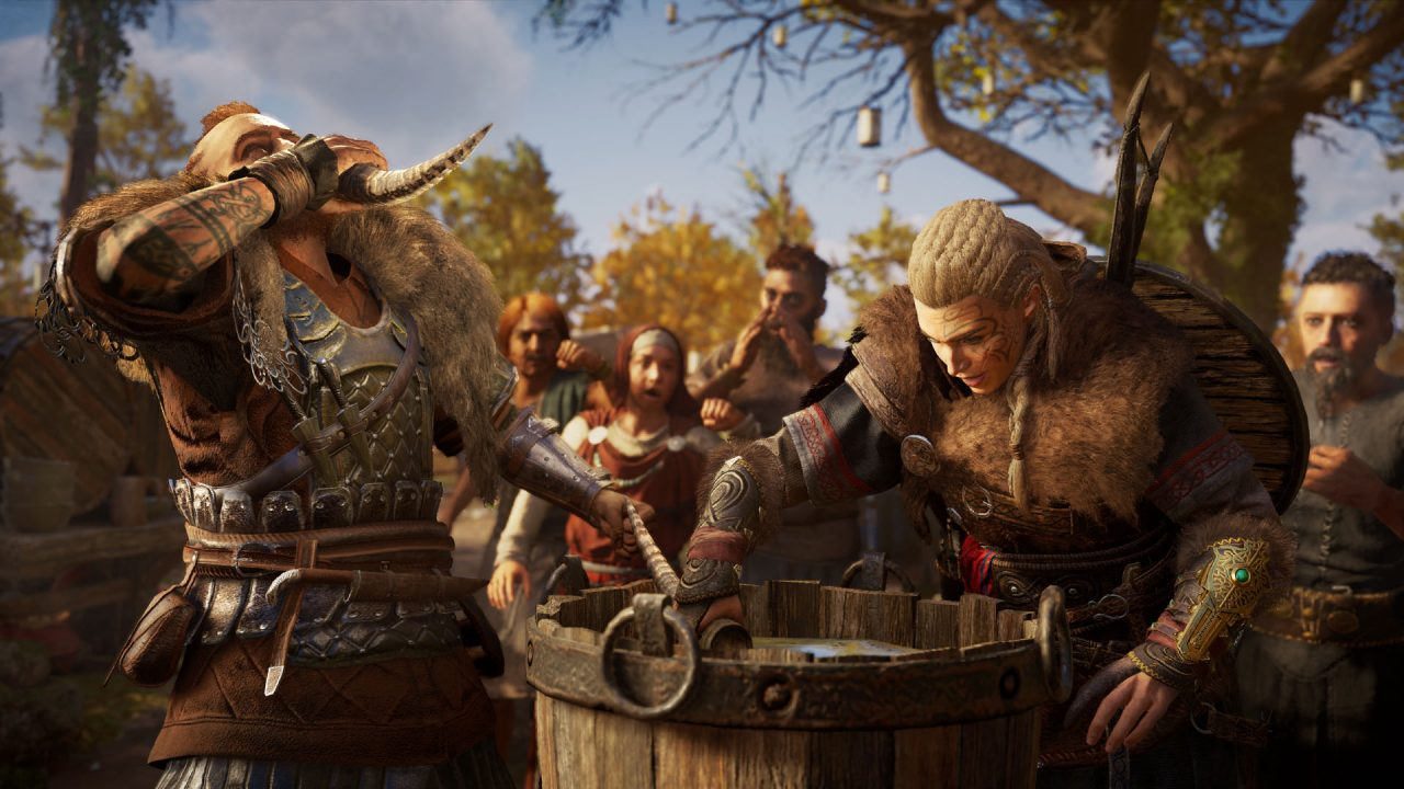 Assassin's Creed: Valhalla recensione havocpoint