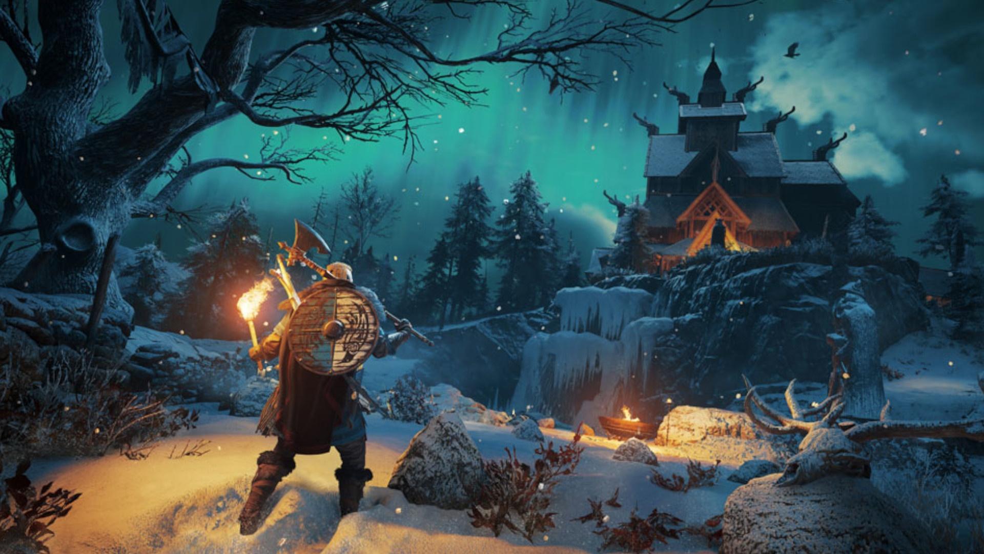 Assassin's Creed: Valhalla vichinghi recensione