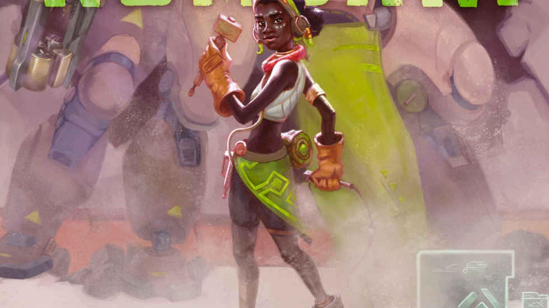 Overwatch: L'eroe di Numbani - Recensione del primo romanzo di Overwatch