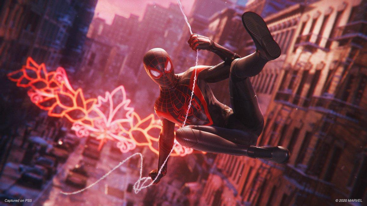 Marvel's Spider-Man Miles Morales si mostra nel trailer di lancio