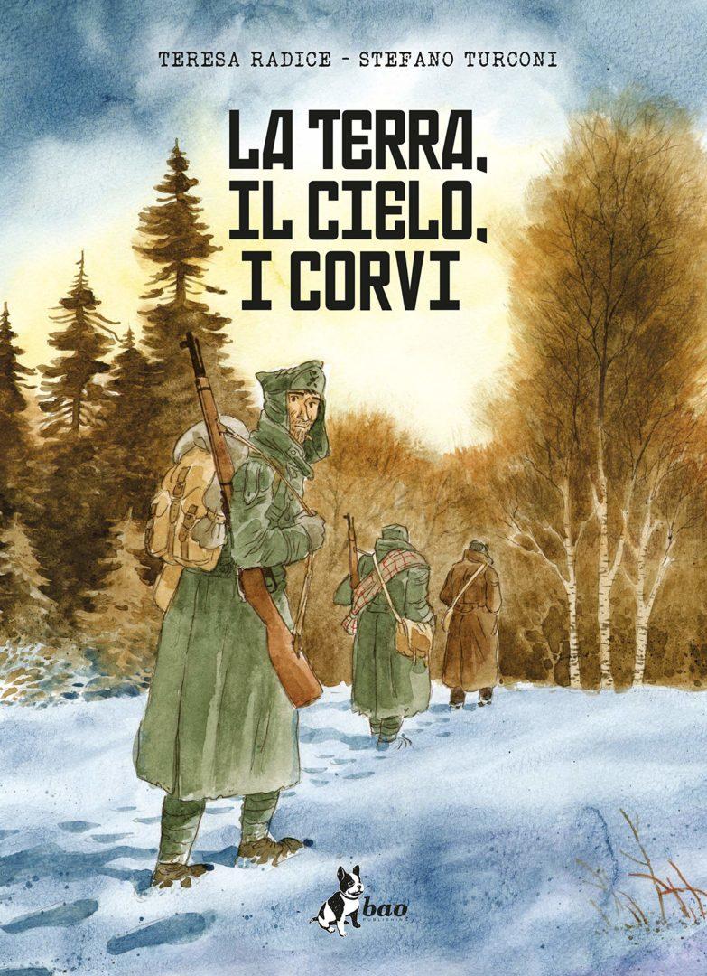 La Terra, il Cielo, i Corvi cover
