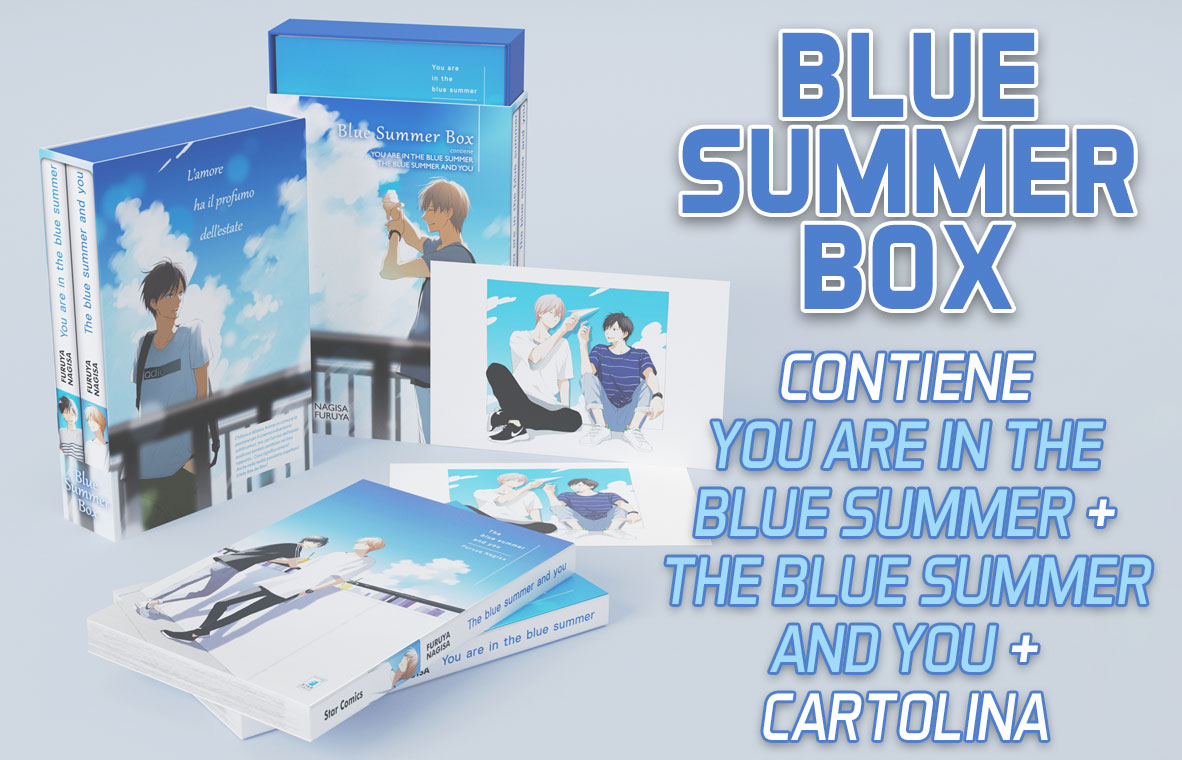 Blue Summer Box recensione havocpoint