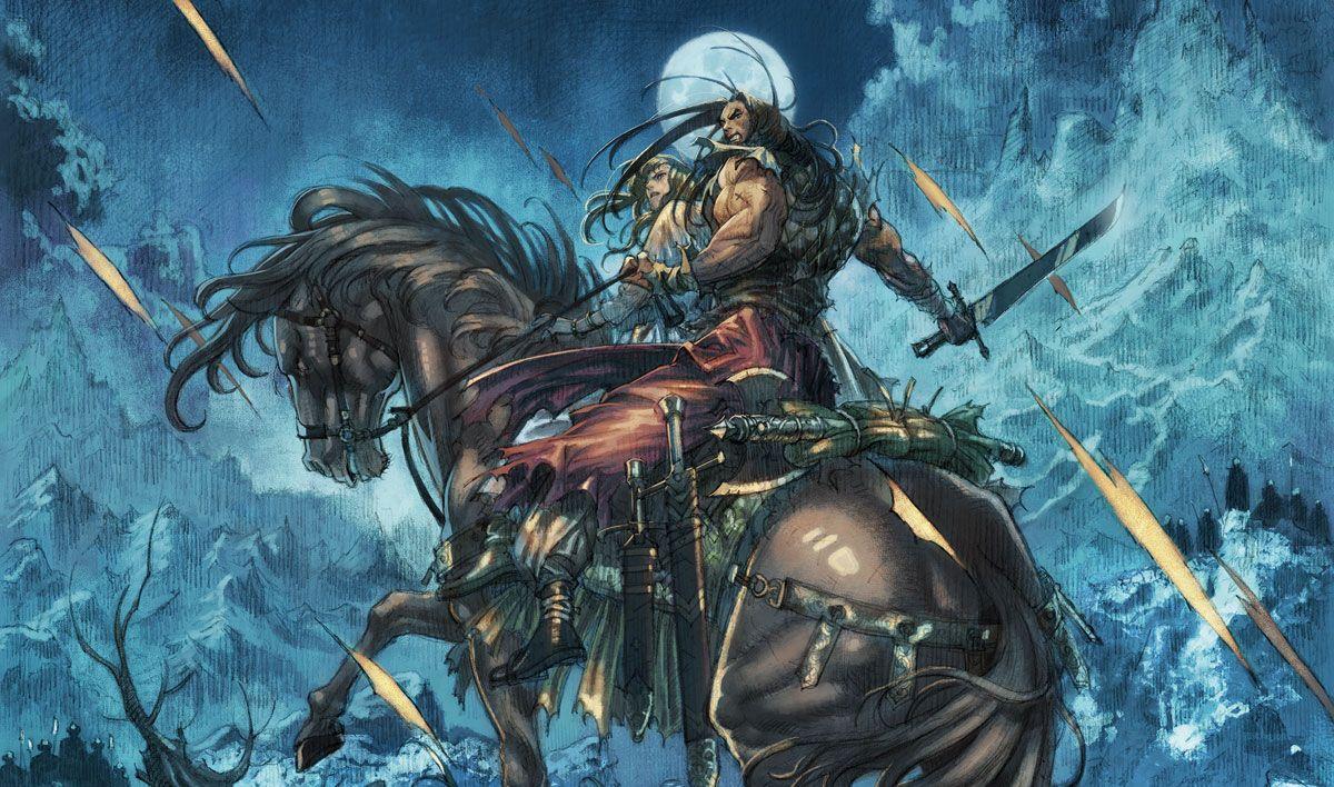 Conan il Cimmero: Gli Accoliti del Cerchio Nero cover